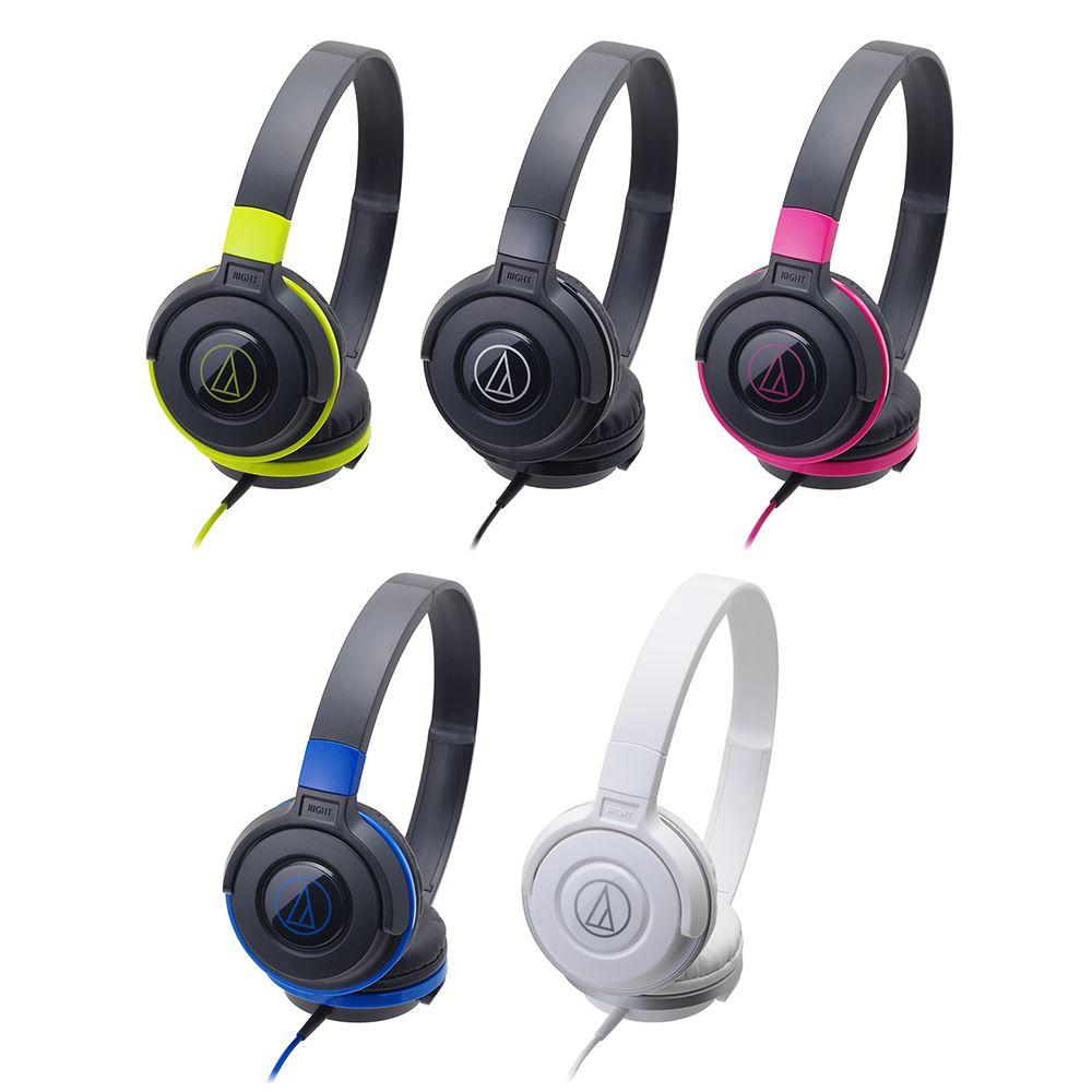 鐵三角 ATH-S100iS 線控通話 耳罩式耳機