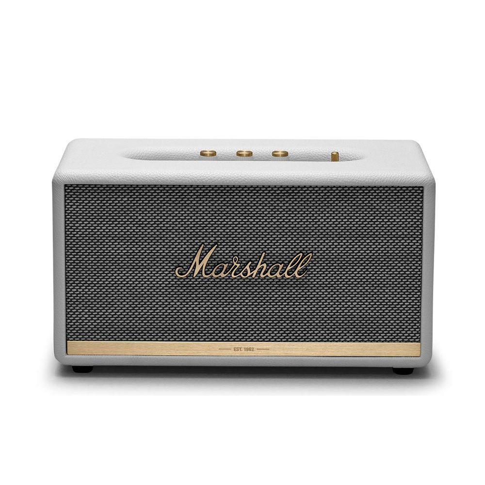 Marshall STANMORE II Bluetooth 經典白 藍牙喇叭