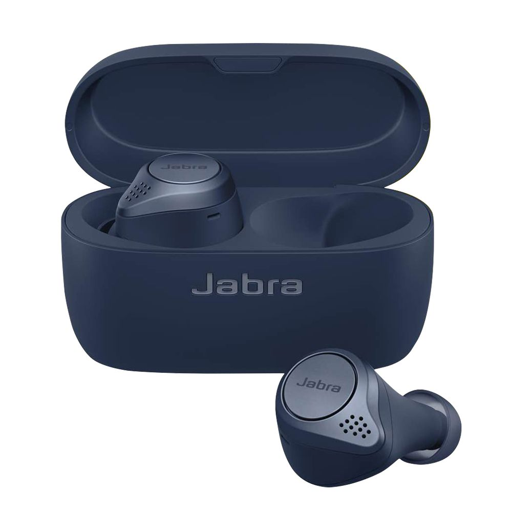 Jabra Elite Active 75t 海軍藍 真無線藍牙耳機
