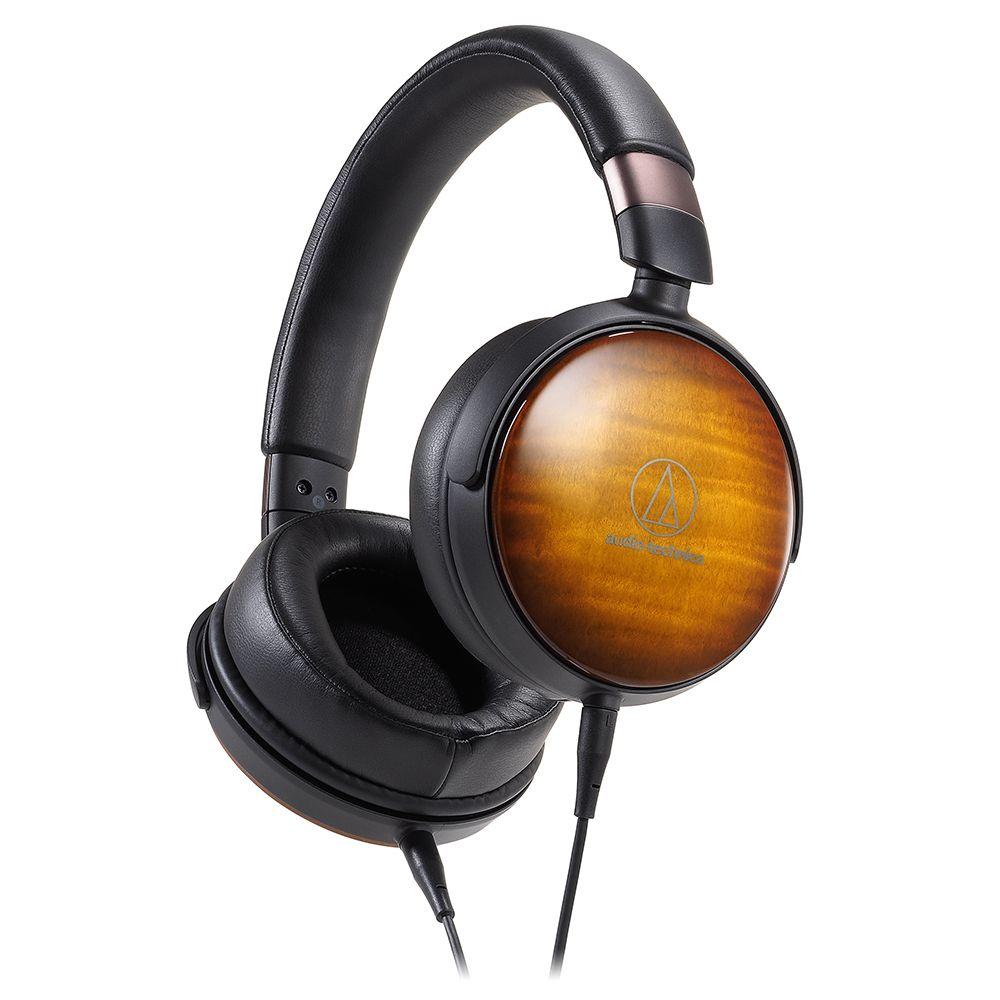 鐵三角 ATH-WP900楓木機殼 耳罩式耳機
