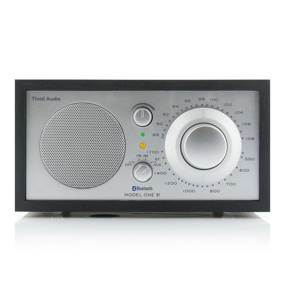 Tivoli AudioModel One BT銀黑色 藍牙收音機喇叭