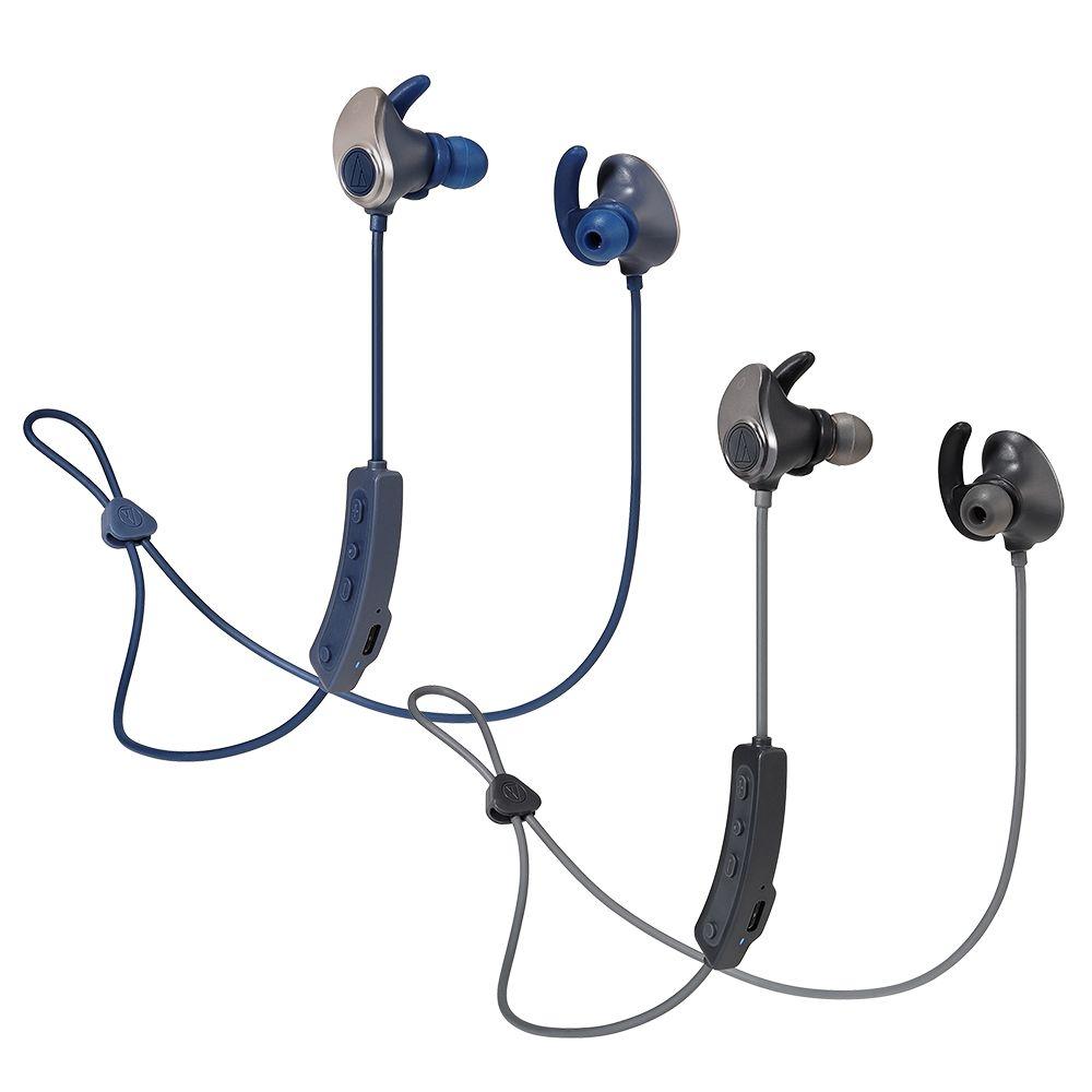 鐵三角 ATH-SPORT90BT 內建4GB 運動款 藍牙耳機