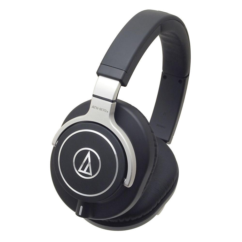鐵三角 ATH-M70x 專業監聽 耳罩式耳機