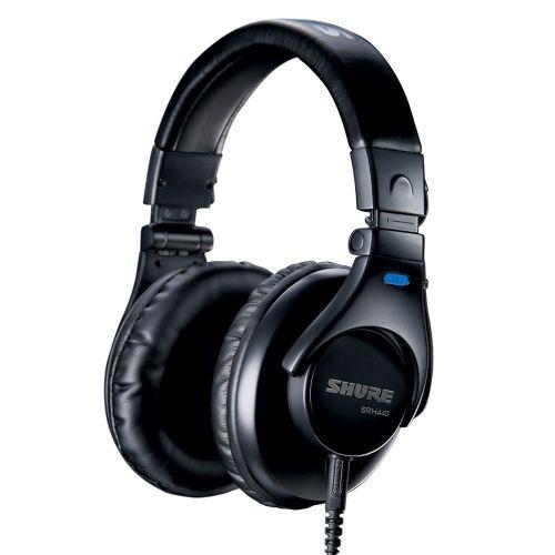 SHURE SRH440 專業監聽 耳罩式耳機