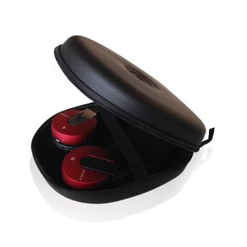 PLAYSOUND 大耳機收納盒Hard-shel...