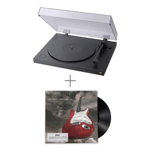 SONY PS-HX500 黑膠唱盤 與 Dire...