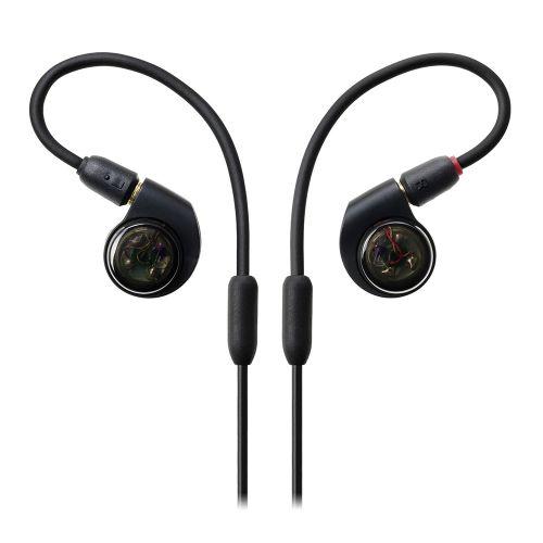 鐵三角 ATH-E40 雙動圈 耳道式耳機
