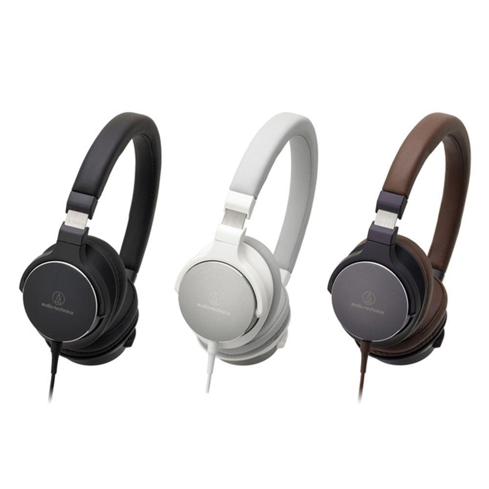 鐵三角 ATH-SR5 便攜型 耳罩式耳機