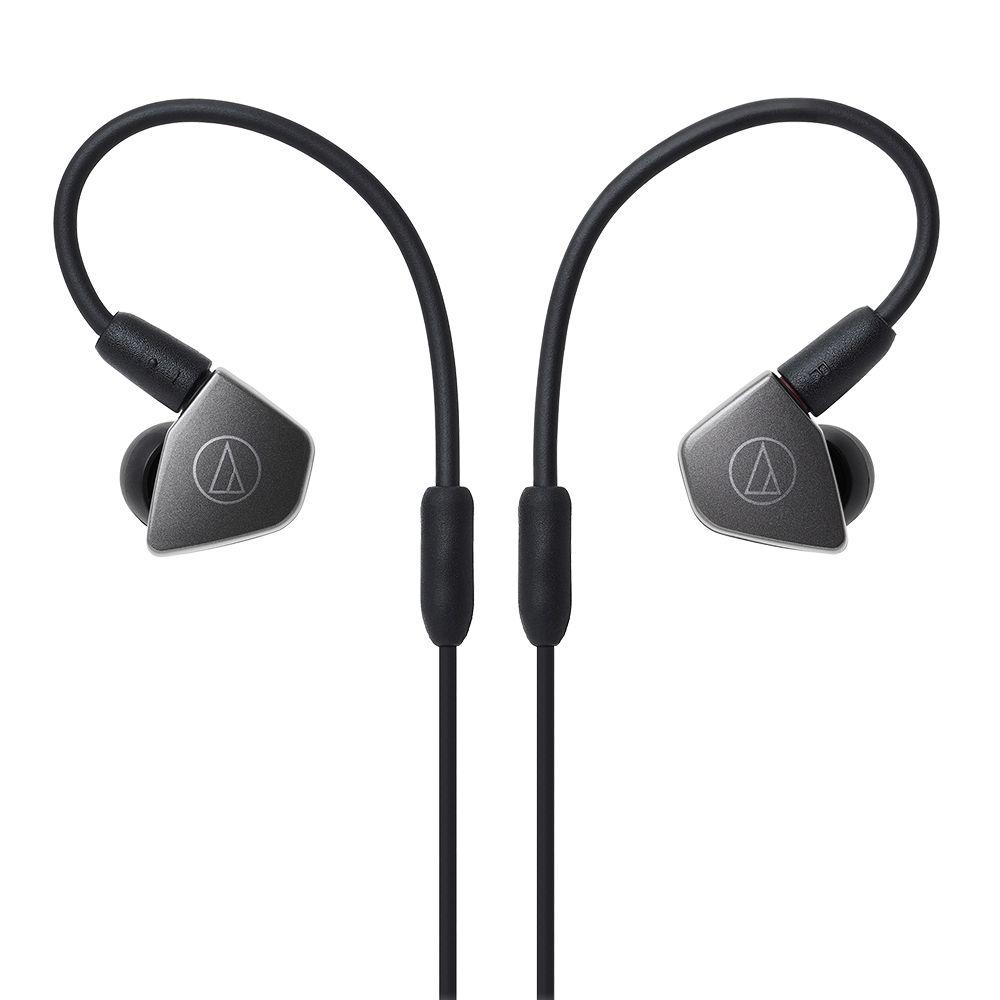 鐵三角 ATH-LS70 雙動圈 耳道式耳機